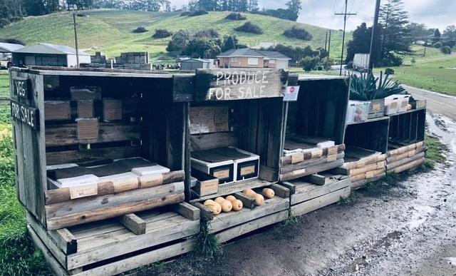 roadside stalls brendan kilpatrick
